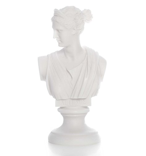Busto de diosa griega (Diana)