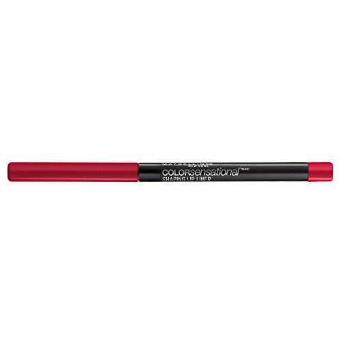 Maybelline Color Sensational Shaping Delineador de Labios 90 Brick Red - 1 Delineador de Labios