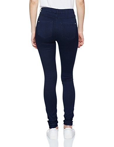 ONLY Damen Jeanshose Royal High Skinny Jeans PIM101 Noos, Blau (Dark Blue Denim), 38/L30 (Herstellergröße: M) - Bild 3