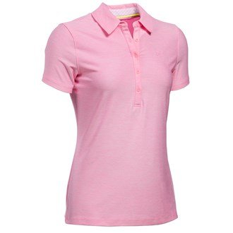 Under Armour Ladies Zinger Short Sleeve Polo Shirt...
