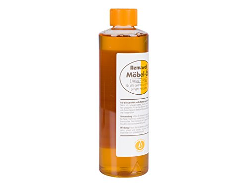 Renuwell Möbel-Öl 500ml Test