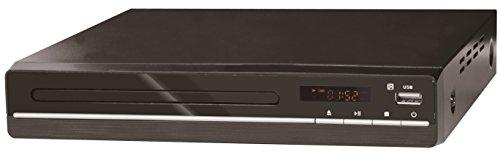 Reflexion DVD361 DVD-Player mit HDMI, USB und Fernbedienung schwarz