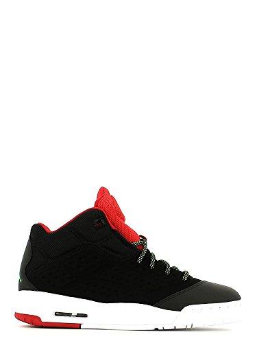 Nike Jordan New School Bg, Jungen Gymnastikschuhe, Schwarz - schwarz - Größe: 38