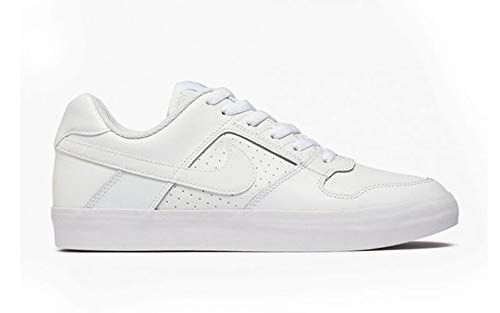 finest selection e7696 07650 Nike SB Delta Force Vulc, Zapatillas de Skateboarding para Hombre, Blanco  White 112,