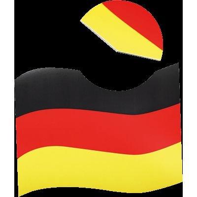 NoName 07334 Automagnet-Flagge Deutschland, schwarz/rot/gelb