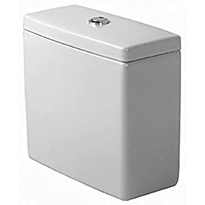 Duravit Starck 3 – Cisterna alimentacion lateral posterior c00 starck3 blanco