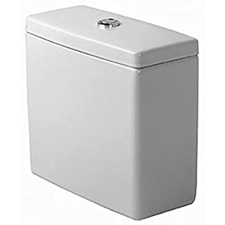 31aSoMM15aL. SS324  - Duravit Starck 3 - Cisterna alimentacion lateral posterior c00 starck3 blanco