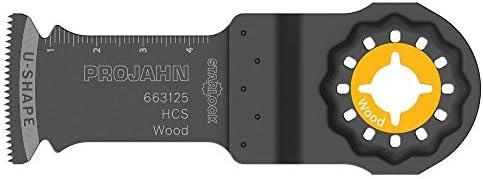 Projahn Star Lock Lock Lock – Lama per sega HCS per legno, 32 X 40 mm, 5 pezzi, 663125   Nuovo Prodotto 2019    una vasta gamma di prodotti    Prezzo Moderato  acab2e