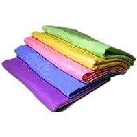 Grandi dimensioni pelle di daino asciugamano auto lavaggio asciugamano multiuso