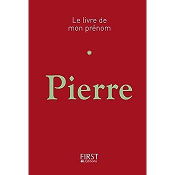 Le Livre de mon prénom - Pierre 04