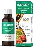 IDEALICA NATURAL 100% GOTAS 20 ML www.libertaz.com