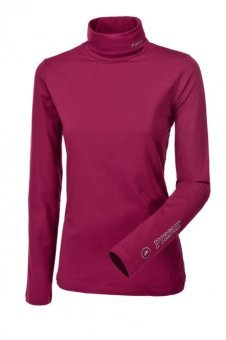 pikeur-sina-womens-long-sleeved-roll-neck-sangria-extra-small