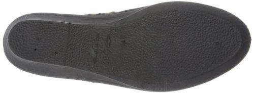 Rohde 238141, Pantofole Donna Nero (nero)