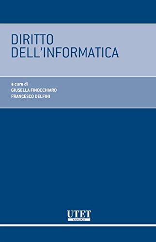 fondamenti di diritto dellinformatica