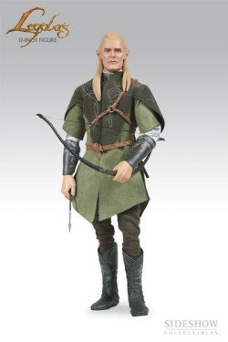 Legolas from Fellowship of the Ring