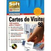Cartes De Visite 98