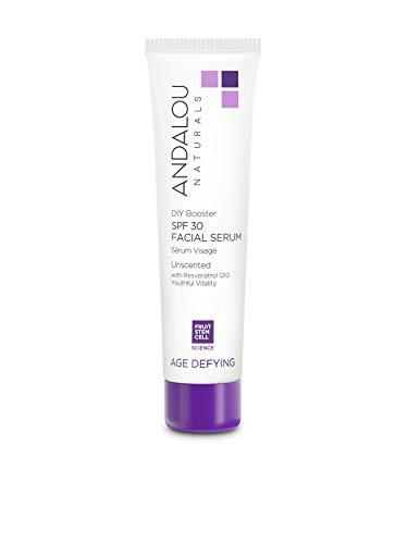 Andalou Naturals Facial Serum Diy Booster Spf 30 2 Oz - Coq10 Wrinkle Serum