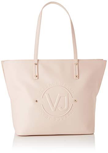 Versace Jeans Couture Damen Bag schultertasche, Beige (Nudo), 14x29x42 centimeters