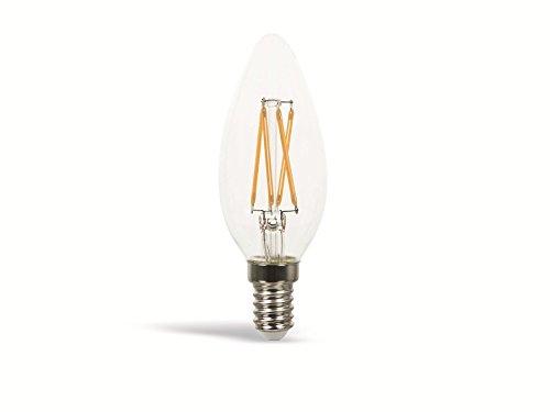 LED-Lampe VT-1986D, E14, EEK: A+, 4 W, 350 lm, 2700 K, dimmbar LED-Lampe