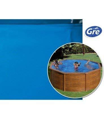 Liner piscine hors sol rond 5.50m x 1.20m - gre FPR551