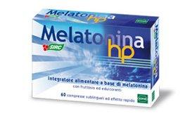 Sofar Melatonina hp 60 compresse sublinguali ad effetto rapido