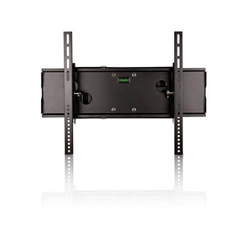 Preisvergleich Produktbild 4WORLD Universal Slim Neigbar Wandhalterung für LED/LCD/Plasma/3D Fernsehen (37-63 Zoll) Bildschirme schwarz