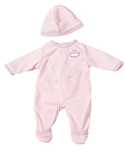 Zapf Creation 794760 - my first Baby Annabell OutFit für Tag und Nacht easy Fit,...