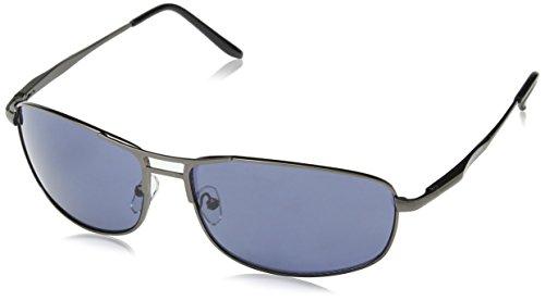 ANTONIO MIRO Gafas Hombre - UV400 metálicas ligeras - Lentes solares elegantes...