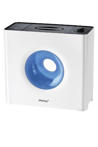 Steba LB 6 Cube - Humidificador de aire, color blanco [Importado de Alemania]