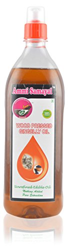 Ammi Samayal Wood Pressed Gingelly Oil, 1 L