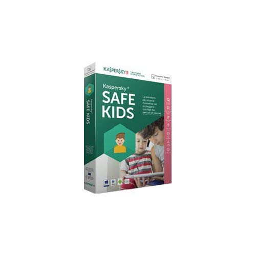 Kaspersky KL1962TBAFS - Safe Kids 1U 1Y Kaspersky