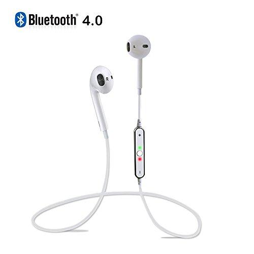 PLAY X STORE Bluetooth Kopfhörer In-Ear Sport Drahtloser Kopfhörer Mit Freisprecheinrichtung MIC und Multifunktionssteuerung für Smartphones