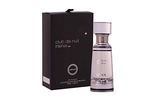 Armaf Club De Nuit Intense Man Concentrated Lux French Perfume Oil 20 ml