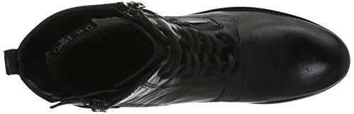 Caprice 25103, Stivaletti Donna Nero (BLACK 001)