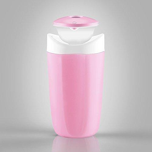 voiture-humidificateur-250ml-humidificateur-usb-rose-powder