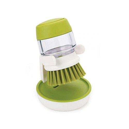 bestomz-dispensador-jabon-hasta-cepillo-para-cocina-verde