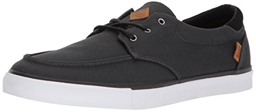 Reef Deckhand 3, Sneakers Basses Homme, Multicolore (Black/White Blw), 42 EU