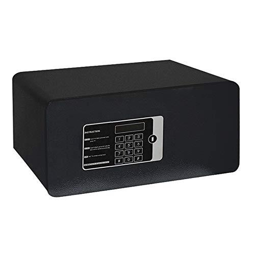 HYYQG Caja Fuerte Seguridad ElectróNica, Todo El Interior Seguridad De Acero Gran...
