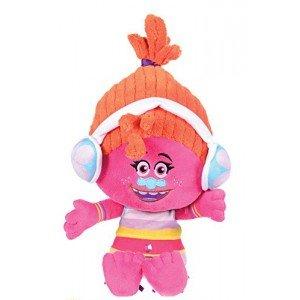 les-trolls-peluche-dj-suki-35cm-cheveux-orange-qualite-super-soft