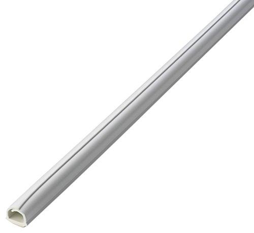 Cablefix Inofix Kabelkanal selbstklebend Set 4 x1 m, 1 Stück, weiß, 2201-20