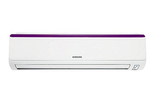 Samsung AR18JC5JCMV Split AC (1.5 Ton, 5 Star Rating, Morning Glory Violet)