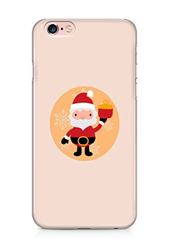 Christmas time holidays snow 3D cover case design for iPhone 7 4