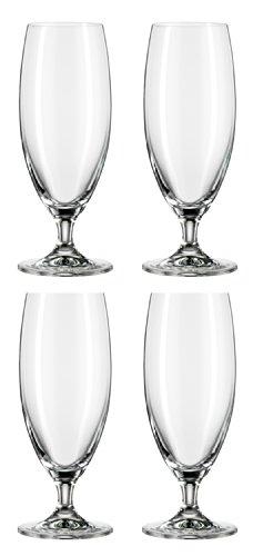 Bohemia Cristal 093 006 134 Copa Cerveza 0,4 L Mein Bier Conjunto de 4