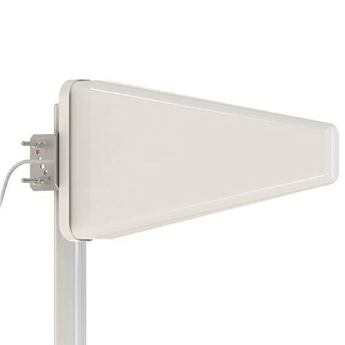 Covvy 800-2700 MHz 11DBi Breitband-Antenne für 2G/3G/4G LTE WiFi/WLAN Signalverstärker mit N-Buchse 800-mhz-yagi-antenne