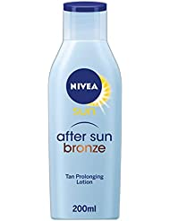 Nivea After Sun Bronze Lotion 200 ml