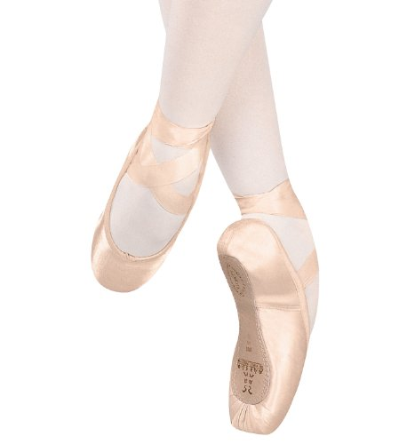 Balletto Pointe scarpe Récital by Sansha - light pink