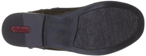 Rieker 92012-24 Damen Fashion Halbstiefel & Stiefeletten Braun (chestnut 24)