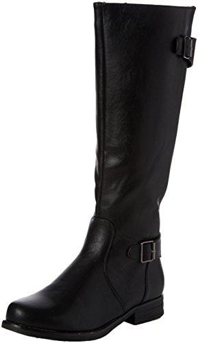 Lotus Women's Beal Riding Boots, Black (Black Matt), 5 UK 38 EU
