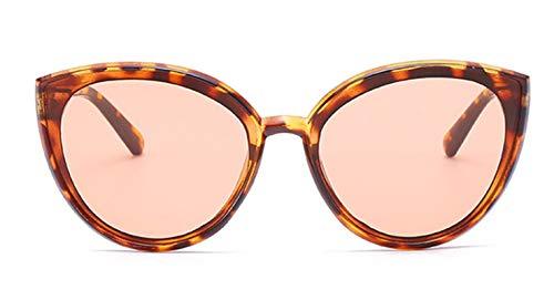 Epinki Unisex Polarisierte Sonnenbrille Sonnenbrille UV400 Schutz Mode Brille | Vollrand | für Autofahren, Wandern, Festival - Leopard