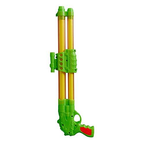 Best Sporting Wasserpistole mit 2 Düsen, grün/gelb oder orange/grün (grün/gelb)
